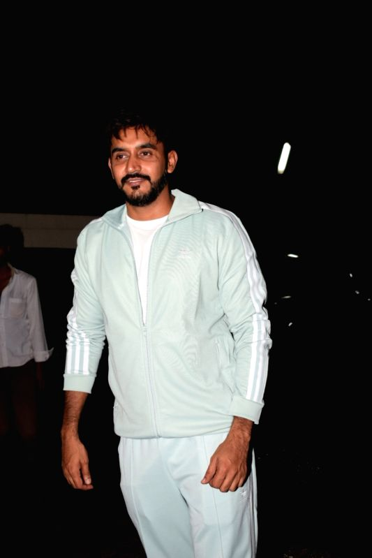 Director Shashank Khaitan seen at a cinema theatre in Juhu, Mumbai on July 27, 2018.