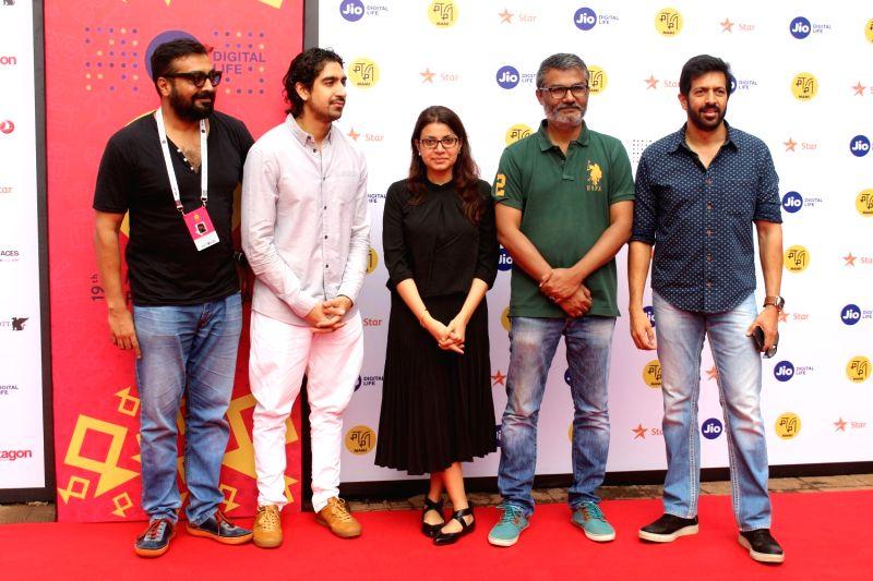 "Jio Mami Film Mela"" - Anurag Kashyap,Ayan Mukerji,Nitesh Tiwari and Kabir Khan - Anurag Kashyap and Kabir Khan"