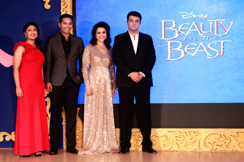 Disney India, Managing Director, Siddharth Roy Kapur during a press meet regarding the stage musical show ''Beauty and The Beast''. in New Delhi,on Nov 26,2015. (Photo: Amlan Paliwal/IANS) - Siddharth Roy Kapur