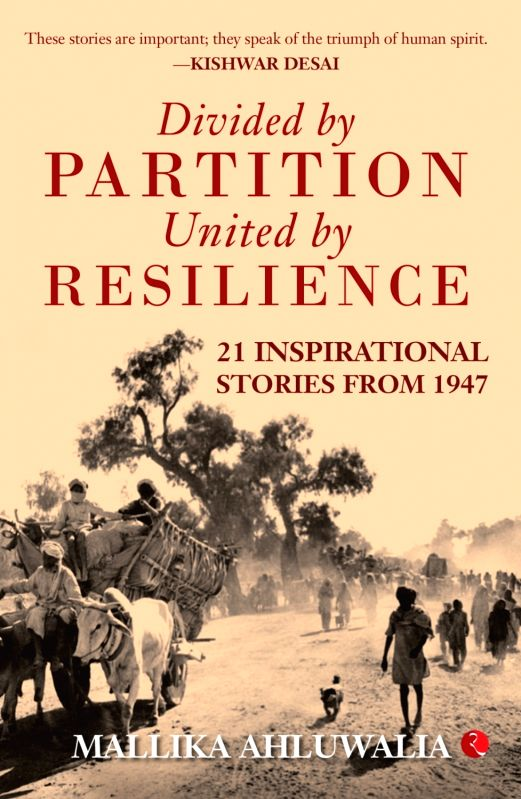 Divided by Partition - United by Resilience.