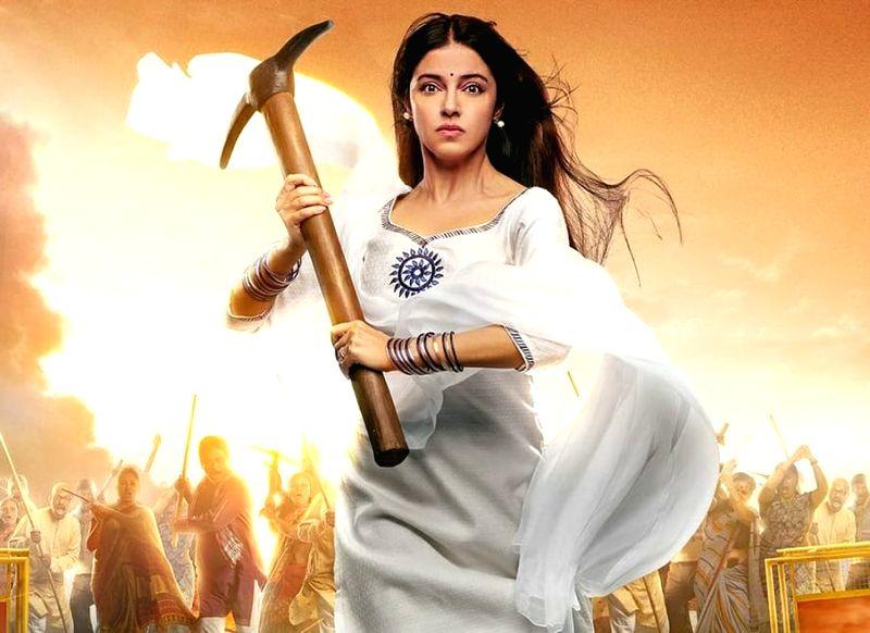 Divya Khosla Kumar shares new poster from 'Satyameva Jayate 2'