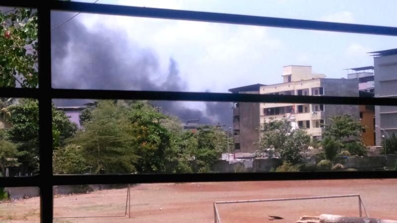 Dombivli factory blast