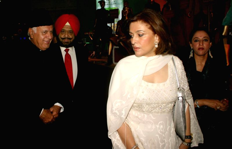 Farooq Abdullah Young dr Farooq Abdullah at The