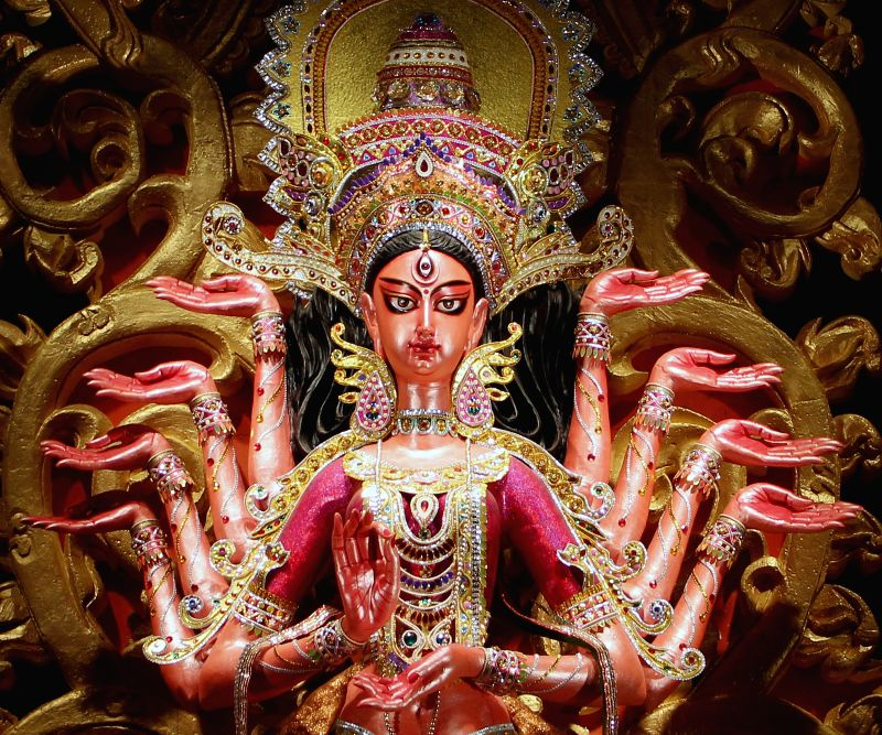 Invoke the power of Maa Durga this Navratri