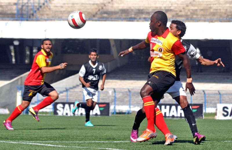 East Bengal vs MD. Sporting Club Kolkata League match