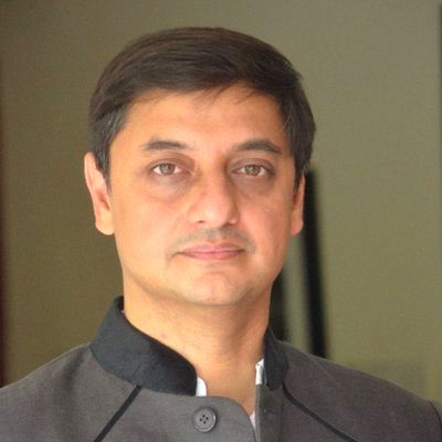 Economist Sanjeev Sanyal.
