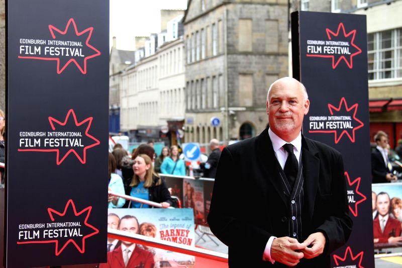 Mark Adams, artistic director of the 2015 Edinburgh International Film Festvial, attends the opening ceremony of the 2015 Edinburgh International Film Festival ...