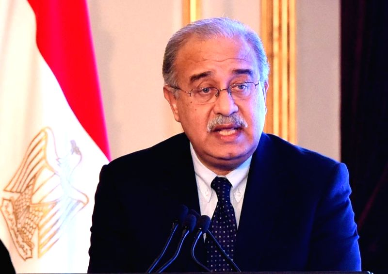 Egypt Prime Minister Sherif Ismail. (File Photo: IANS) - Sherif Ismail