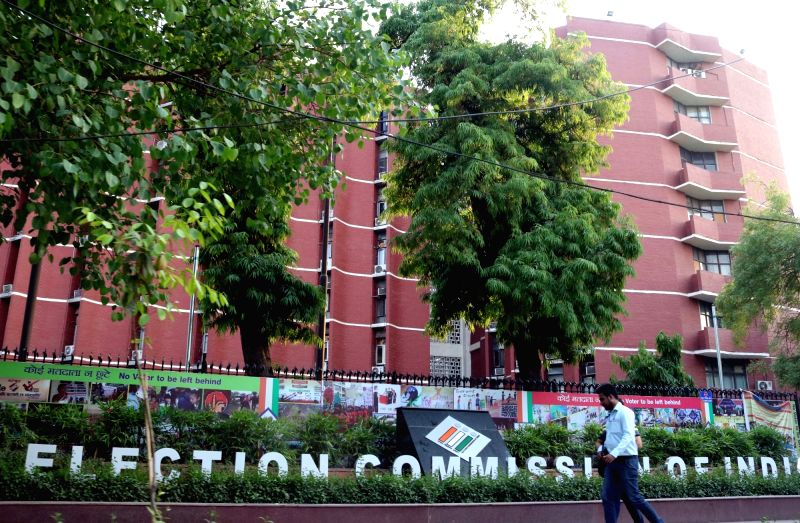 Election Commission of India (ECI). (File Photo: IANS)(Image Source: IANS News)