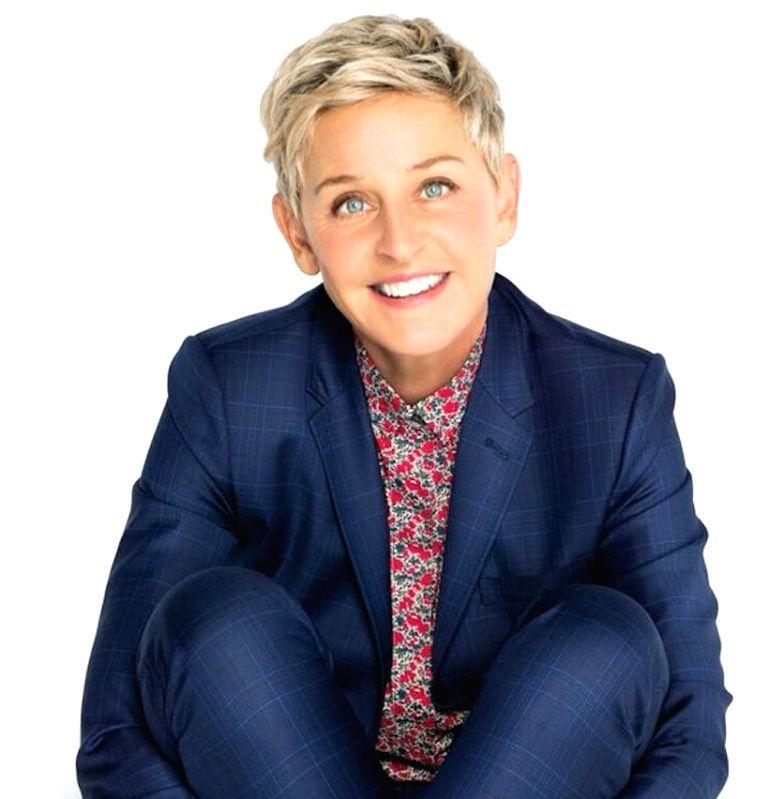 Ellen DeGeneres. (Photo: Twitter/@TheEllenShow)