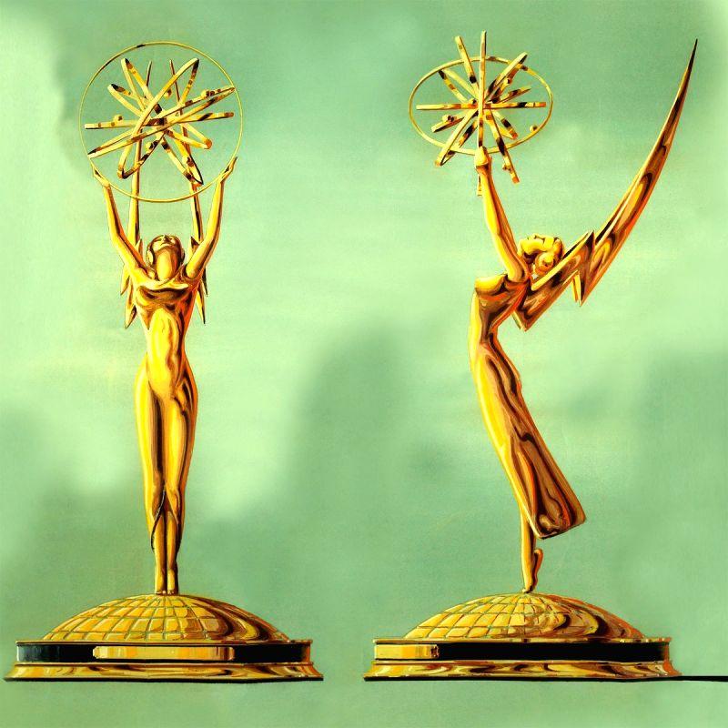 :Emmy Awards. (Photo: Twitter/@TelevisionAcad).