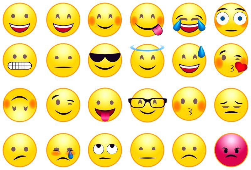 Emojis. (File Photo: IANS)