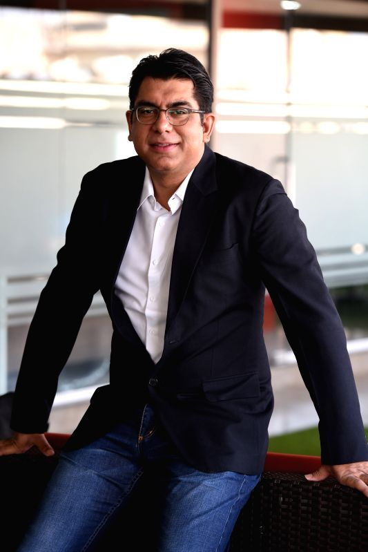 Endemol Shine India Managing Director and CEO Deepak Dhar.