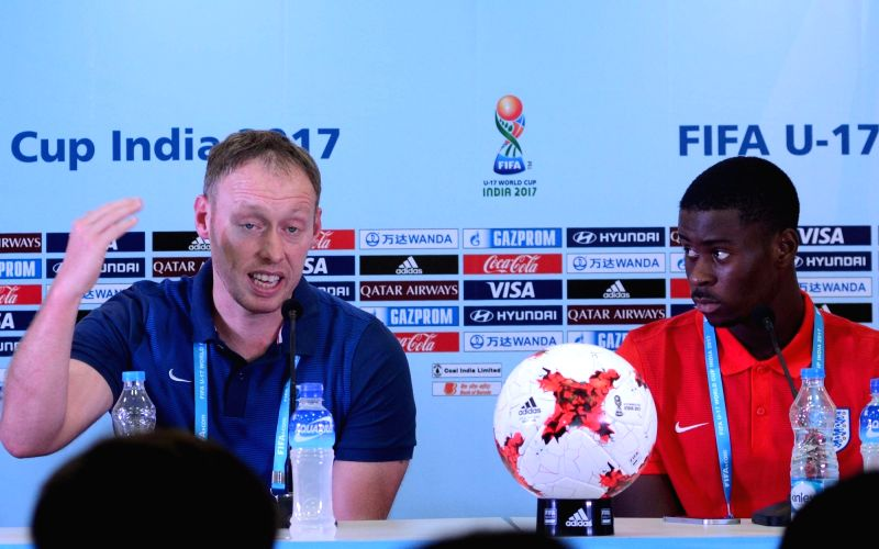 FIFA U17 World Cup 2017 - England - press conference