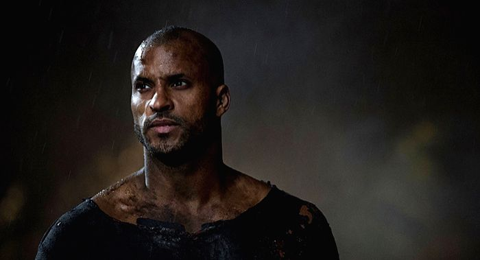 English actor Ricky Whittle - Ricky Whittle