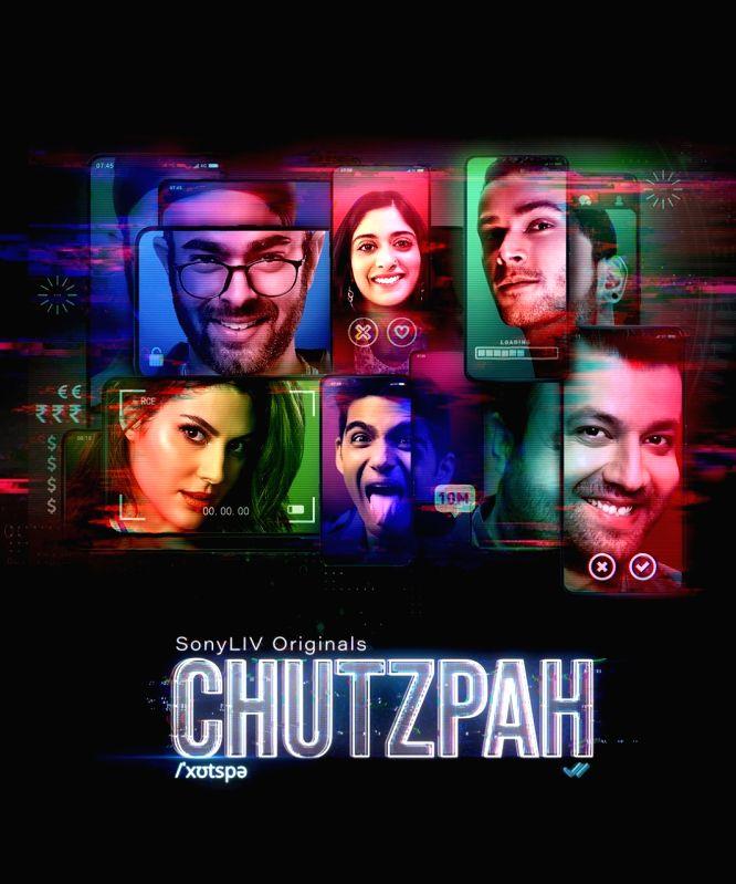 Enjoy 'Chutzpah' with SonyLIV and Maddock Outsider!.