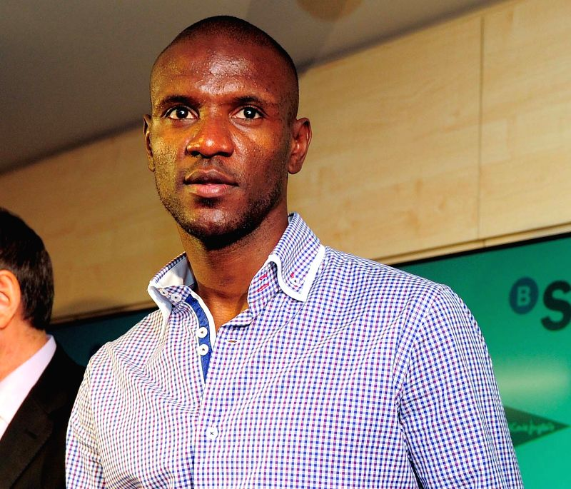 Eric Abidal. (File Photo: IANS)