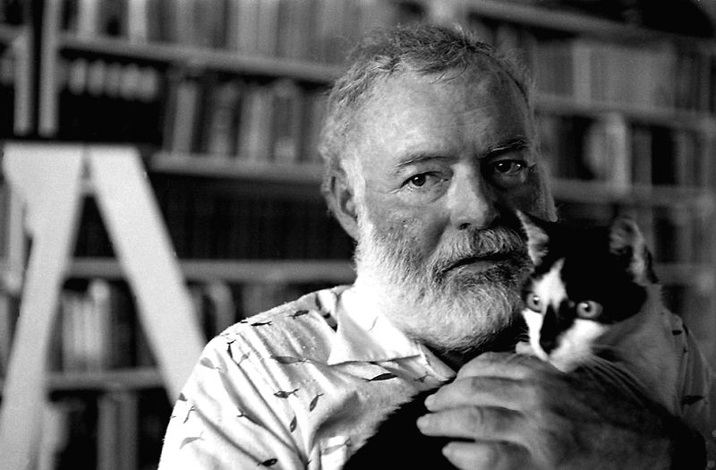 Ernest Hemingway in Cuba during his final years