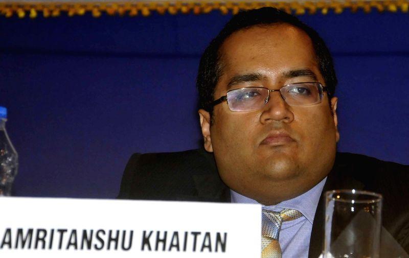 Eveready MD Amritanshu Khaitan during Annual General Meeting in Kolkata on July 25, 2016.