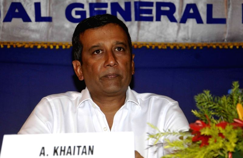 Eveready Vice Chairman Aditya Khaitan during Annual General Meeting in Kolkata on July 25, 2016.