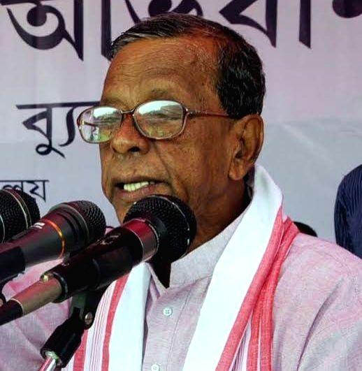 Ex-Assam CM Bhumidhar Barman passes away