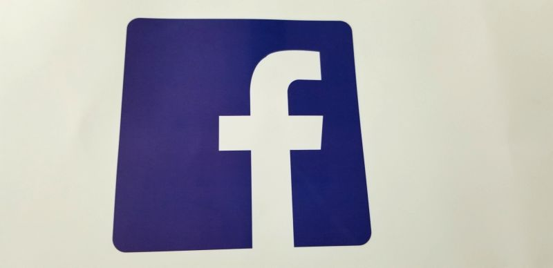 Facebook logo.(Image Source: IANS News)