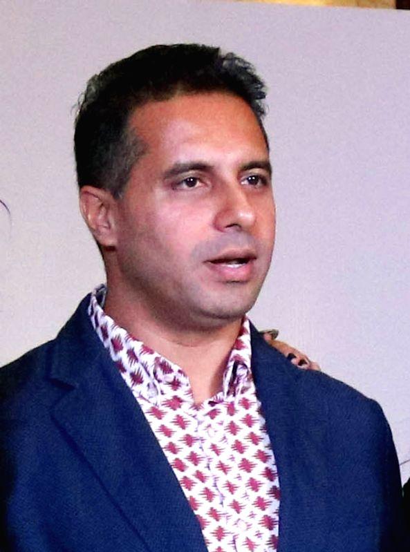 Fashion designer Shantanu.