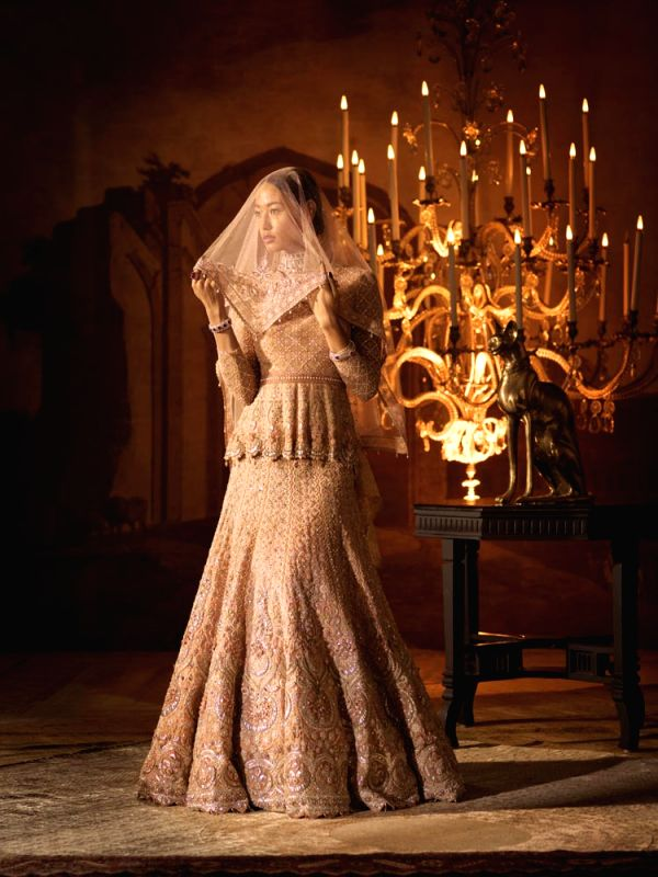Fashion designer Tarun Tahiliani