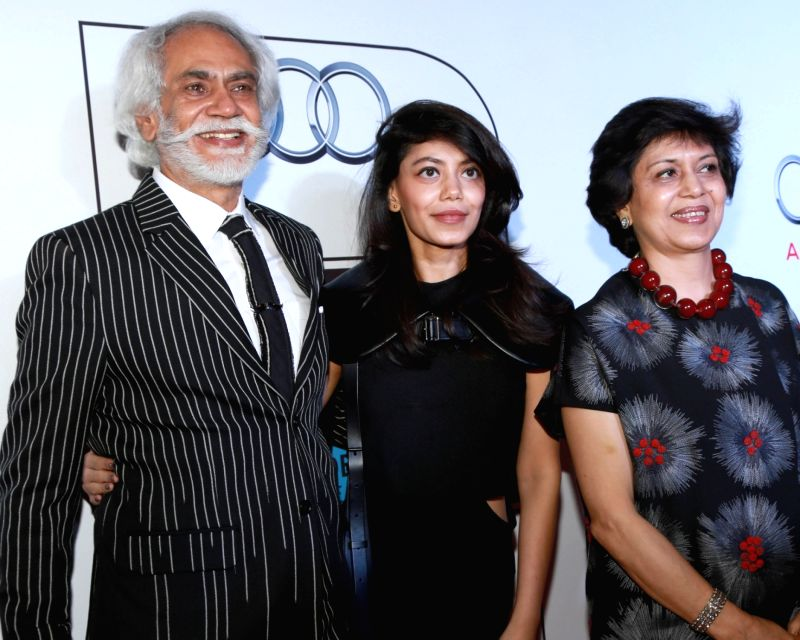 FDCI President Sunil Sethi during red carpet of Hindustan Times Most Stylish 2016, in New Delhi on May 24, 2016.