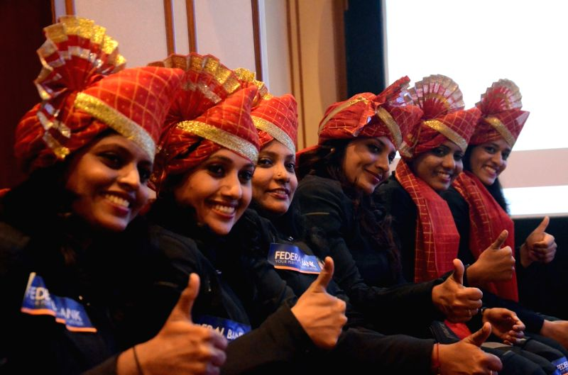 Federal Bank Motorcycle Angels, a group of six women employees of Federal Bank, are set to ride approximately 3000 km from Kochi to the Delhi on Royal Enfield Bullet around 20 days during a ...