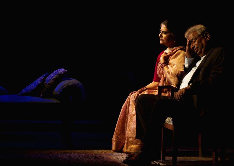 Feisal Alkazi to stage new play in Delhi.