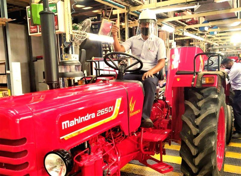 Festive season, positive farm bill to fuel tractor sales growth, says M&M