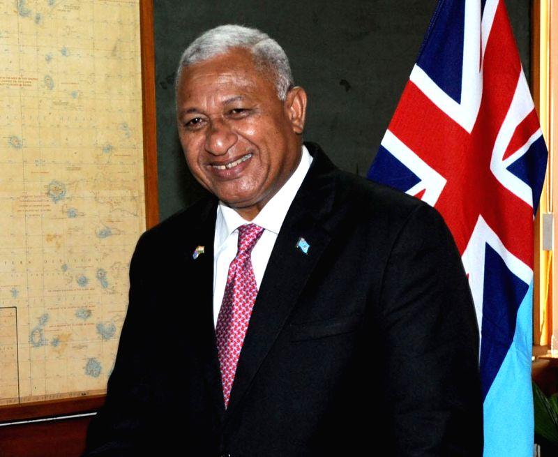 Fiji Prime Minister Frank Bainimarama. (File Photo: IANS) - Frank Bainimarama