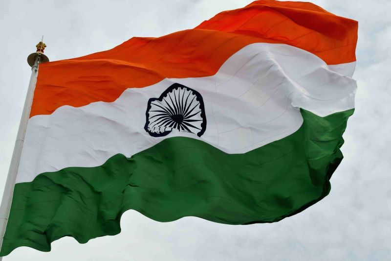 File photo : Indian Flag