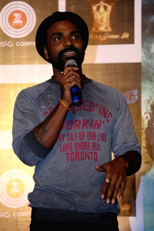 Filimmaker and choreographer Remo D'Souza during the trailer launch of film Flying Jatt in Mumbai on July 18, 2016
