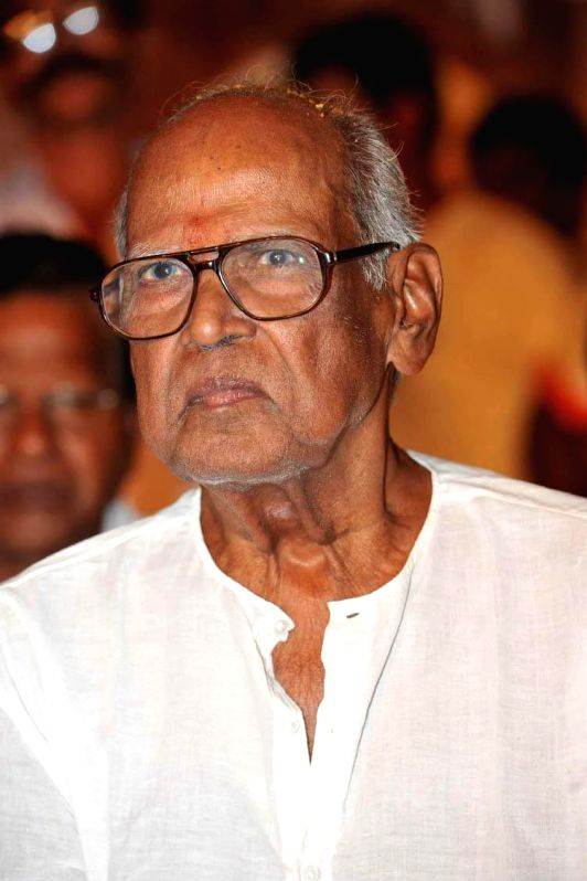 Film Director cum writer Bapu passed away in Chennai today at the age of 80, he is a also well known as artist, painter, illustrator, cartoonist, and designer. In 2013, he was awarded the Padma Shri,