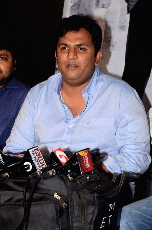 Film Kabali press meet.