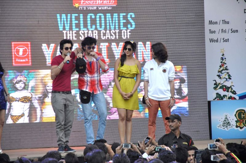 Yaariyan Movie 2013 Cast Film Yaariyan team at ...