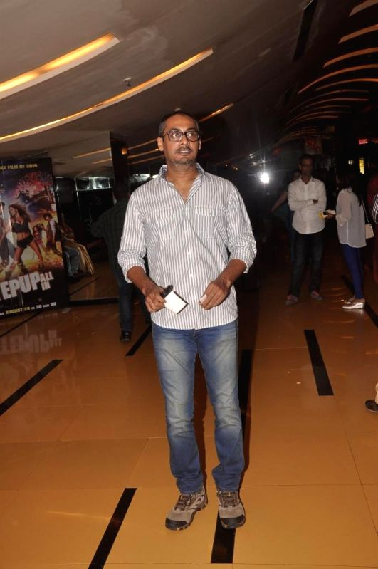 Filmmaker Abhinav Kashyap during special screening of Bengali film Buno Haansh in Mumbai. - Abhinav Kashyap