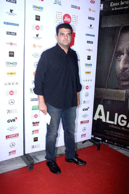 Filmmaker and Disney India, MD Siddharth Roy Kapur during the Jio MAMI 17th Mumbai Film Festival in Mumbai, on Oct 30, 2015. - Siddharth Roy Kapur