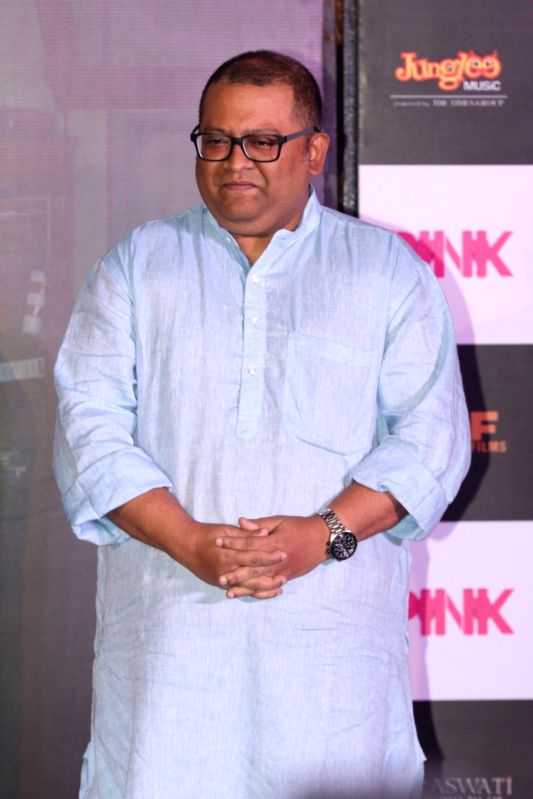 Filmmaker Aniruddha Roy Chowdhury during the trailer launch of film Pink in Mumbai, on August 9, 2016. - Aniruddha Roy Chowdhury