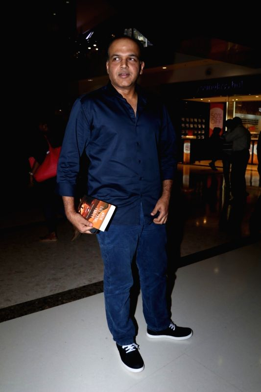 Filmmaker Ashutosh Gowariker during the book launch of When Life Turns Turtle by author Raj Supe in Mumbai on July 27, 2016. - Ashutosh Gowariker