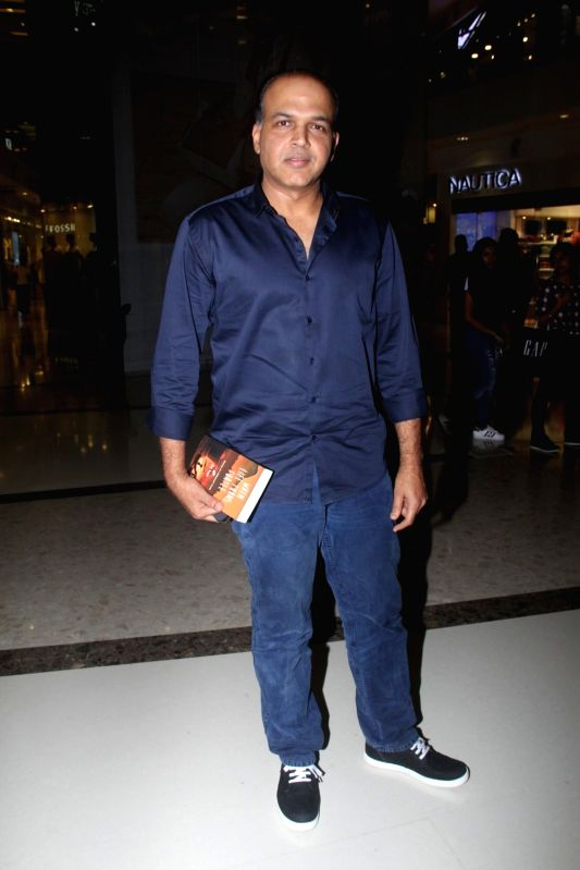 Filmmaker Ashutosh Gowariker during the book launch of When Life Turns Turtle by author Raj Supe, in Mumbai on July 27, 2016. - Ashutosh Gowariker