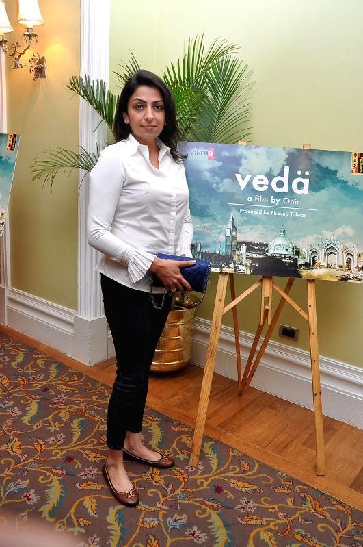 Filmmaker Bhavna Talwar during the muhurat of Vistaar Film Fund`s and WSG Picture latest film Veda, in Mumbai, on Aug. 26, 2014. - Bhavna Talwar
