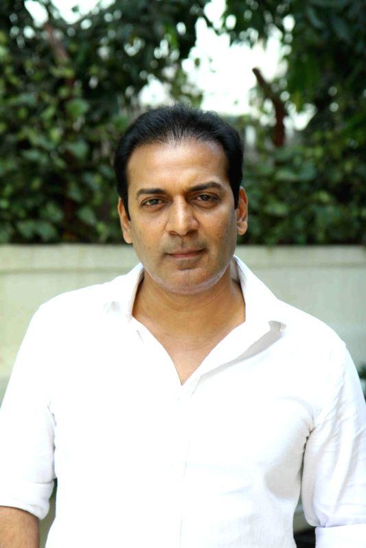 Filmmaker Bobby Khan during the promotion of film Ek Paheli Leela in Mumbai on March 30, 2015. - Bobby Khan