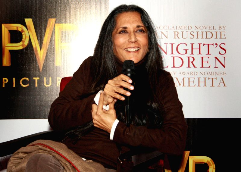 Filmmaker Deepa Mehta(Image Source: IANS News)