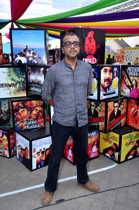 Filmmaker Dibakar Banerjee at the 2nd day of Jio MAMI 17th Mumbai Film Festival, in Mumbai on Oct. 31, 2015. - Dibakar Banerjee