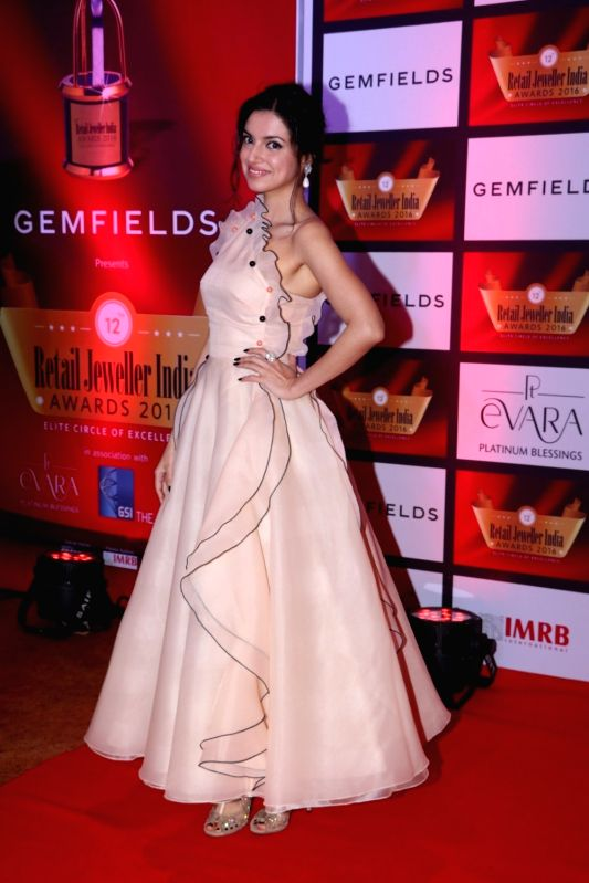 Filmmaker Divya Khosla Kumar during the 12th Gemfields Retail Jeweller India Awards 2016, in Mumbai, on August 6, 2016. - Divya Khosla Kumar