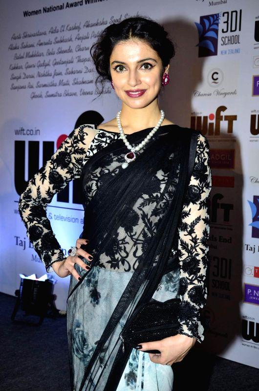 Filmmaker Divya Khosla Kumar during the WIFT 61st National Women achievers award ceremony in Mumbai on May 09, 2014. - Divya Khosla Kumar