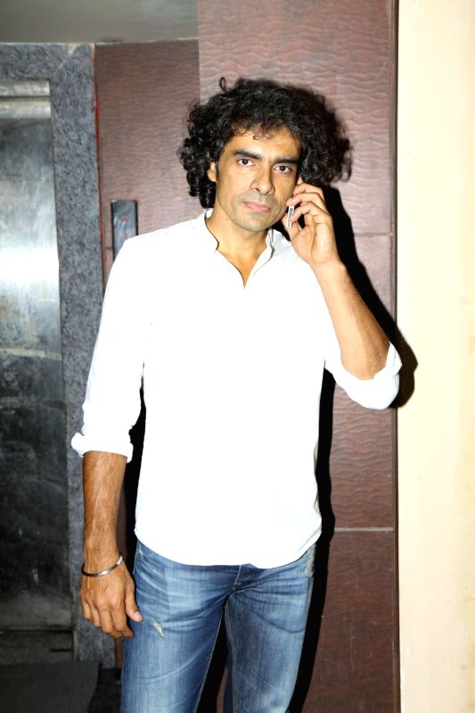 Filmmaker Imtiaz Ali during the inauguration of India`s largest short film festival `Shuruaat Ka Interval` at PVR Cinemas in Mumbai, on August 13, 2014. - Imtiaz Ali